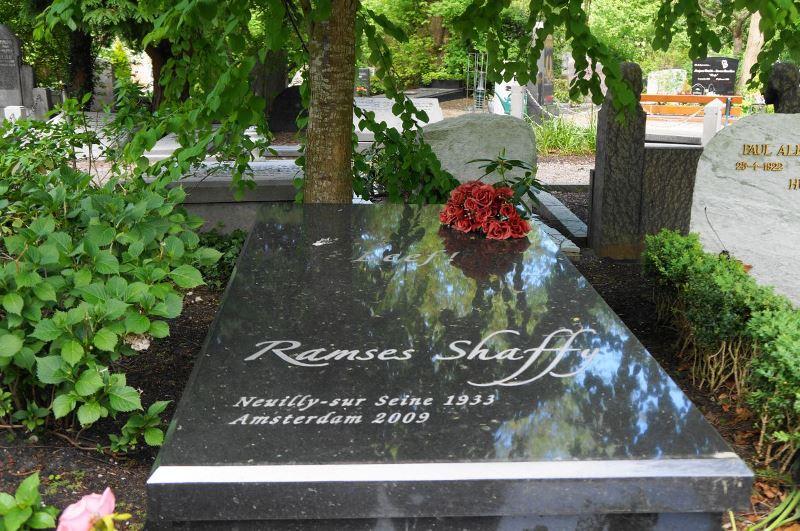 1 juni 2018:  rondleiding begraafplaats Zorgvlied