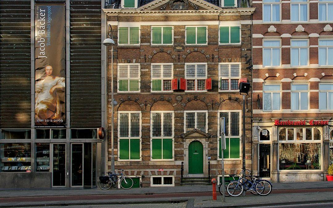 4 mei 2018: Het Rembrandthuis