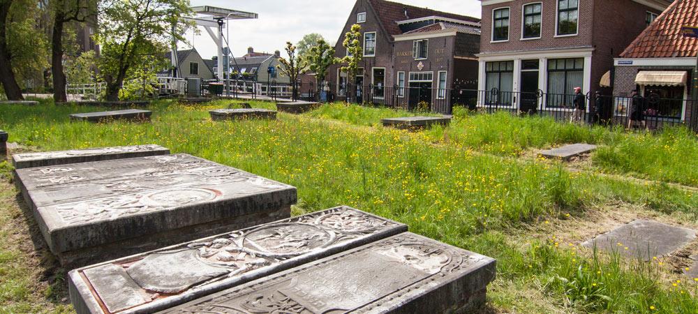 3 mei 2019: Bezoek aan Beth Haim, Huis des Levens in Ouderkerk aan de Amstel