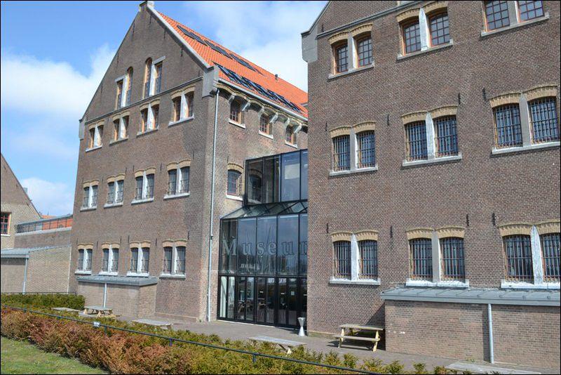 """6 september 2019 : Bezoek aan museum de """" Oude Gevangenis """" in Hoorn"""