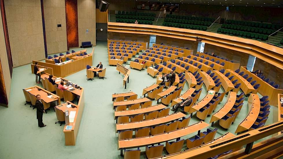 9 oktober 2019: Bezoek aan de Tweede Kamer in Den Haag