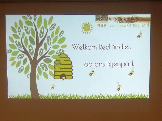 05 juni 2020: Bezoek aan Bijenpark Amstelland